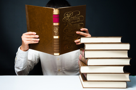 生きるのも大変なので、本に聞いてみた画像