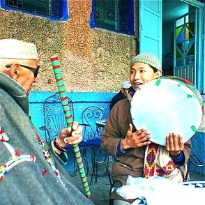 モロッコ音楽奏者の選ぶ「今すぐ旅に出れる本」画像