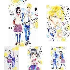 『ハニーレモンソーダ』10巻までの見所をネタバレ!【無料】画像