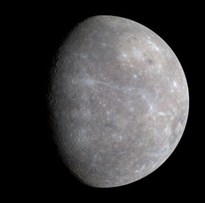 5分でわかる水星!温度や大きさなどの特徴、生命体がいる可能性を解説!画像