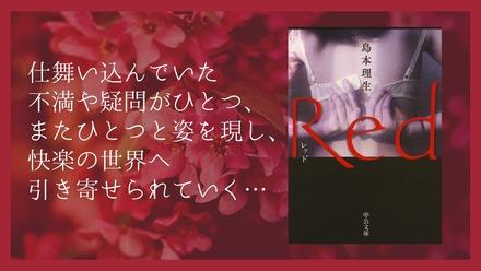 島本理生『Red』妻、母、自分…。「女」を描いた恋愛小説【ネタバレ注意】画像