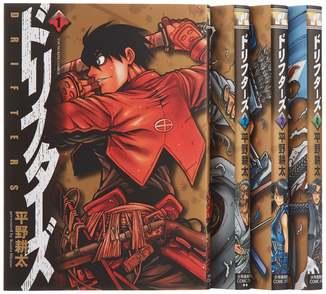 漫画『ドリフターズ』最新刊5巻までの見所をネタバレ紹介!画像