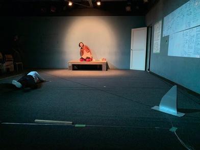 山中志歩、劇場で体験した不思議な話画像