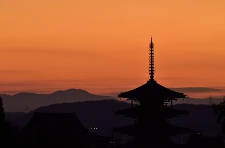 5分でわかる長岡京の歴史!たった10年で平安京へ遷都した理由とは?画像