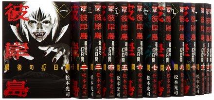 漫画『彼岸島』ホラーでギャグなあらすじ・魅力を紹介!【〜最新14巻ネタバレ注意】画像