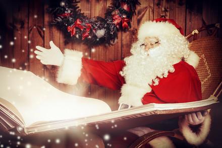 クリスマスディナーのお供に読みたい。ほっこりストーリー画像