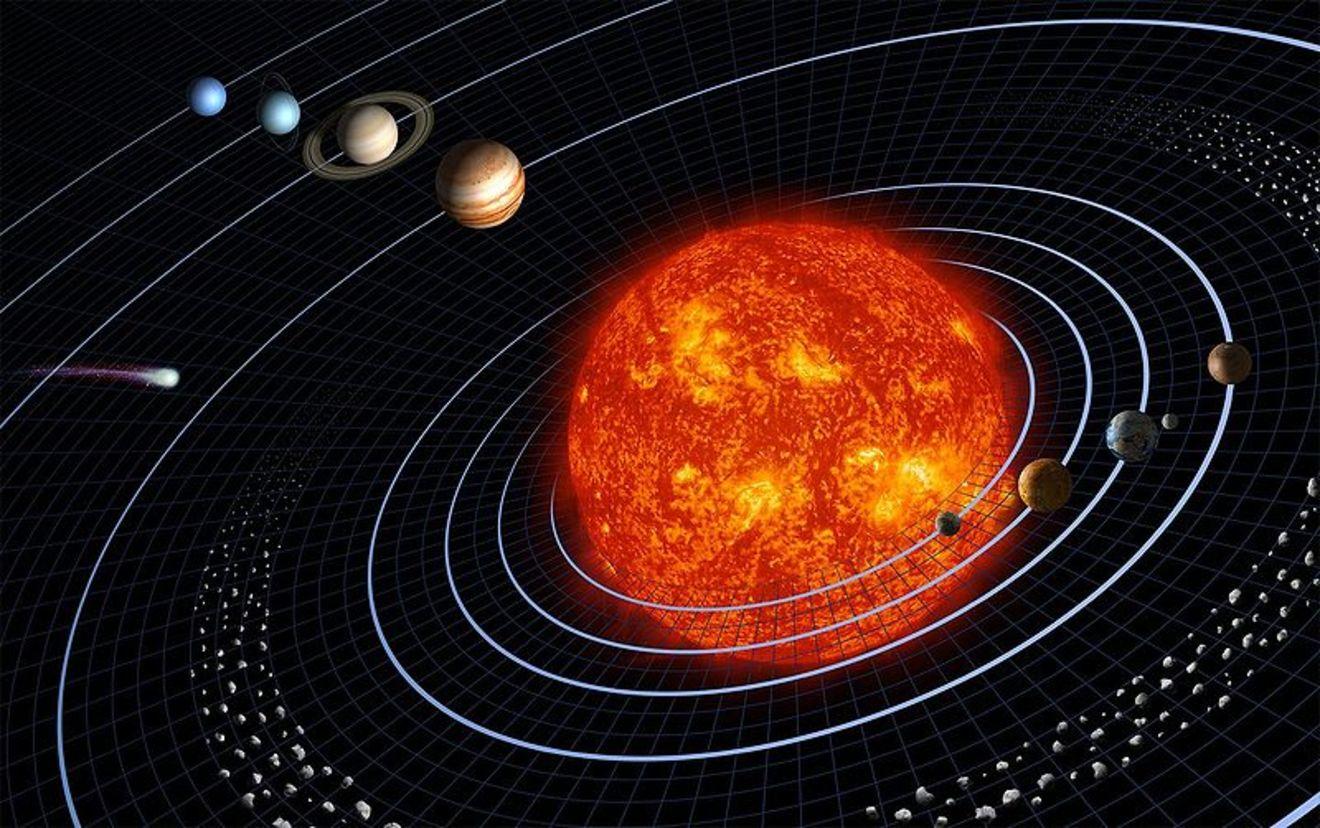5分でわかる太陽系!惑星の順番/距離/特徴や、はじまりと最期を解説!