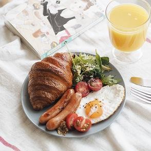 毎日の朝ごはんをインスタ映え!モーニングワンプレートでおしゃれな一枚を!画像