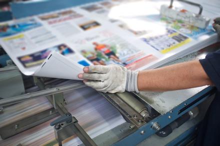 5分で分かる印刷業界!最近の動向・事業内容や推移について 画像
