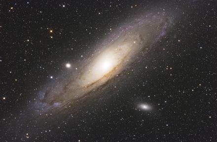 天の川の向こうがわ、時をかける宇宙図鑑画像