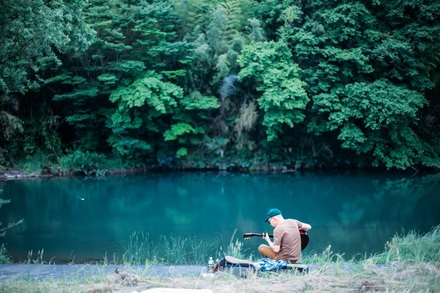 下岡晃(Analogfish / m社)が選ぶ「旅に出たくなる本」画像