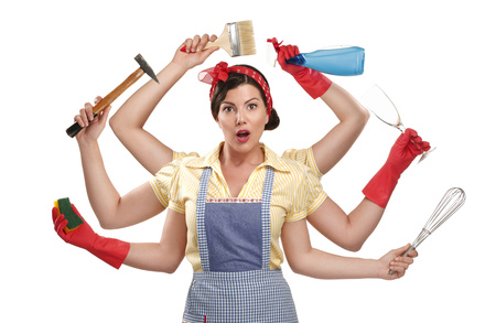 仕事と家事を両立!ハイブリッド母ちゃんの時短術画像