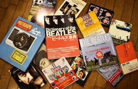 ビートルズのメンバーの性格分析ができそうな5冊画像