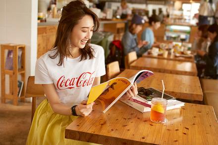 モデル松原汐織が選ぶ「続!カフェで読みたい一冊」画像