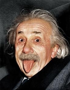 アインシュタインの一般相対性理論のわかりやすい解説画像