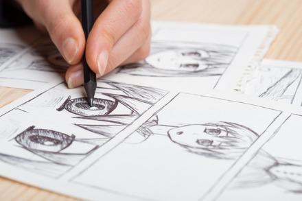 5分でわかる副業漫画家!本業との兼ね合いや収入は?仕事を得る方法などを解説!画像