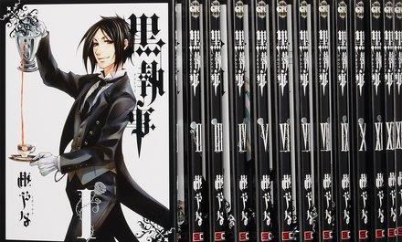 漫画『黒執事』の魅力をキャラクターから考察!【~最新26巻ネタバレ注意】画像