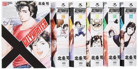 漫画『シティーハンター』獠&かおりの胸キュン!名場面ランキングベスト3画像