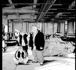 【闇金ウシジマくん】あのキャラクターのモデルは、関東連合すら恐れた伝説の三兄弟!?【検証】画像