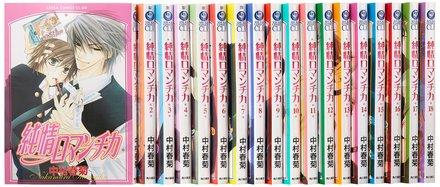 漫画『純情ロマンチカ』の登場人物徹底紹介!『純情エゴイスト』なども!画像