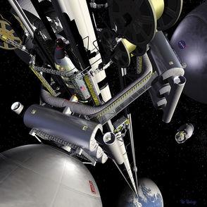 5分でわかる宇宙エレベーター!いつできる?仕組みや課題、メリットを解説!画像