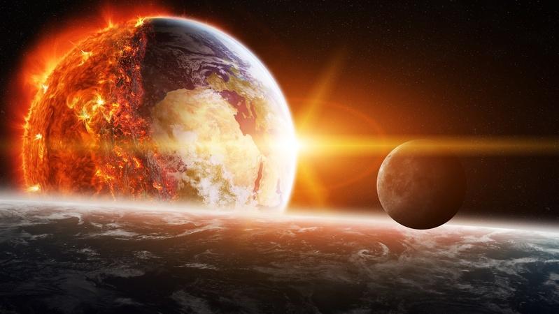 5分でわかる太陽フレア!停電?オーロラ?地球への影響をわかりやすく解説!