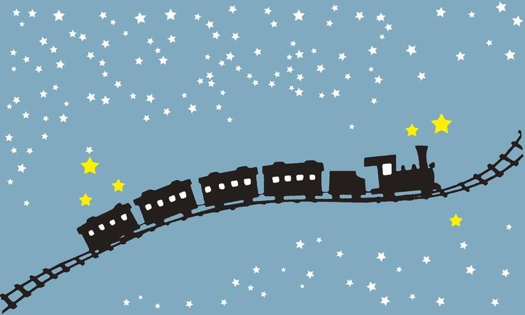 鉄道 あらすじ 夜 銀河 の