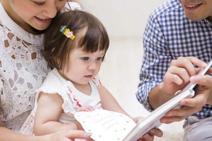 赤ちゃんに読み聞かせたい!おすすめ英語の絵本5選!