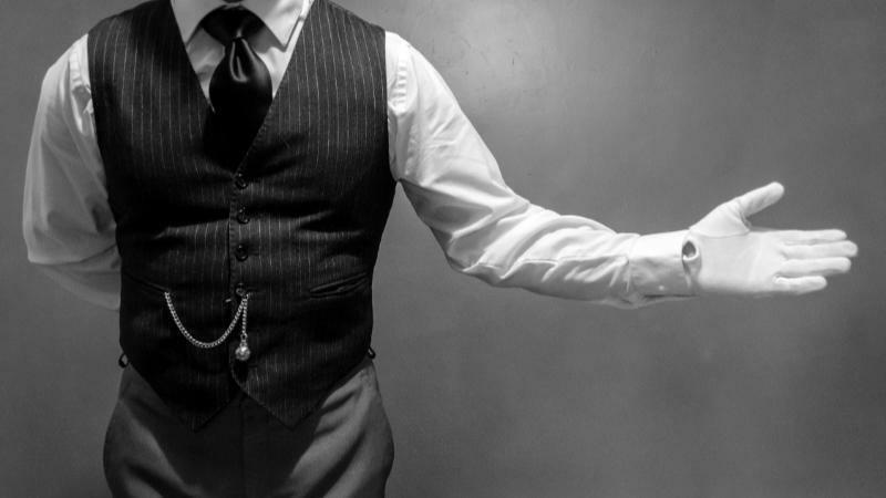 5分でわかるバトラー!就職・転職は狭き門?年収からおすすめ資格まで疑問を解説!