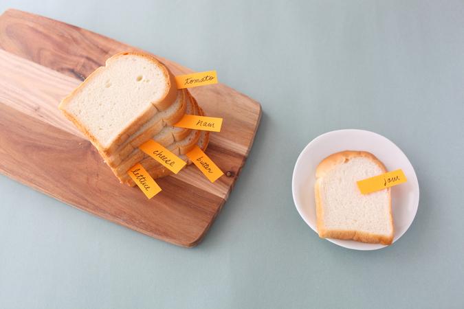 今日、サンドイッチを食べずに(作らずに)はいられなくなる6冊