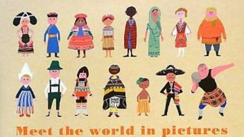 世界を知る絵本おすすめ6選!外国や異文化、多文化を学ぶ
