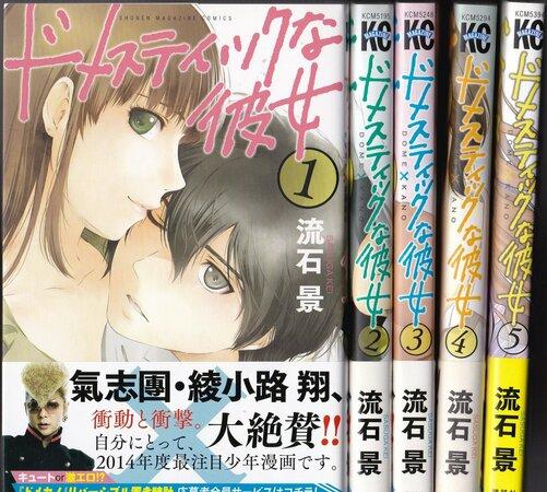 漫画『ドメスティックな彼女』の見所21巻までネタバレ紹介!