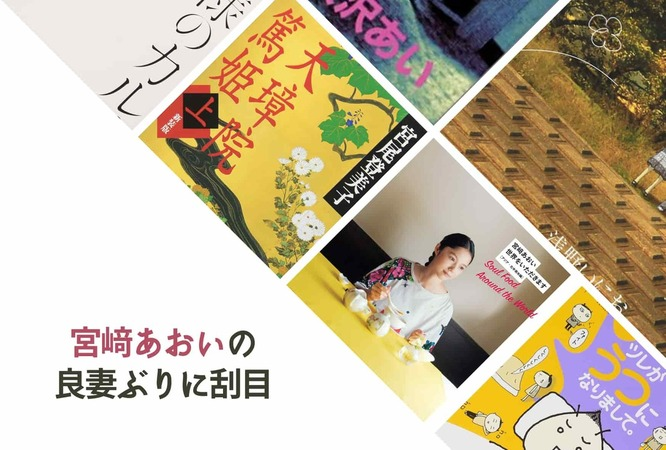 宮崎あおいになごむ!実写化出演した映画やテレビドラマの原作作品の魅力を紹介!