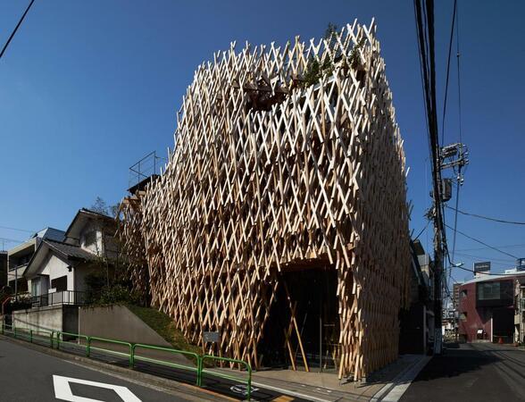 絶対に見るべき!東京のクールな建物群を紹介