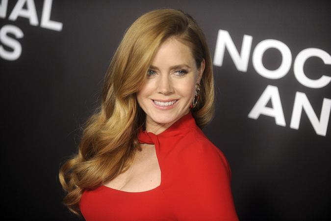 ハリウッド映画には「頭のいい女性」が少ない? エイミー・アダムスの主張