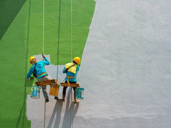 5分でわかる塗装業!仕事内容や年収、おすすめの資格。未経験での転職のポイントを解説!