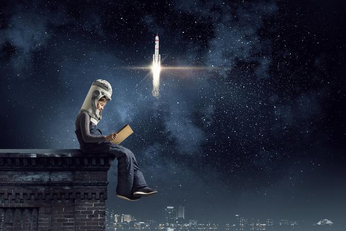 「日本SF大賞」とは?歴代受賞作からおすすめ本を紹介!