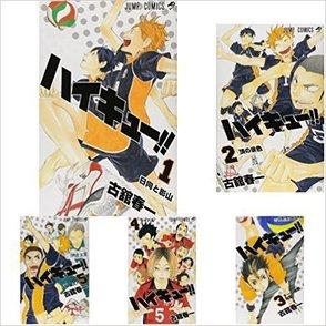 漫画『ハイキュー!!』最新刊27巻までの見所を徹底紹介!【ネタバレ注意】画像